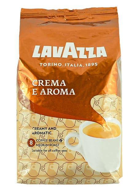 Lavazza Crema e Aroma 1 kg kawa ziarnista